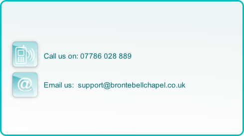 Mail: support@brontebellchapel.co.uk